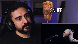 COMPLETELY DEVASTATED! Reaction to COREY TAYLOR - Snuff [LIVE]