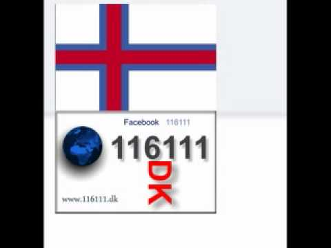 116111 Faroe Islands