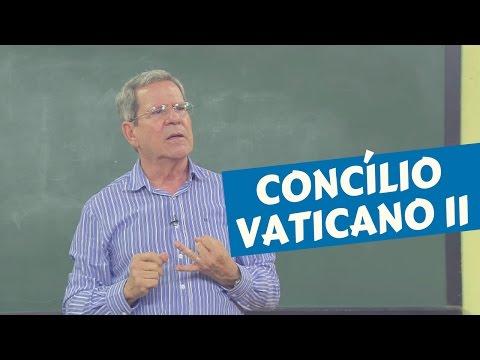 CONCILIO VATICANO II - ESPIRITUALIDADE NA HISTÓRIA DA IGREJA
