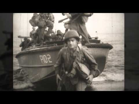 Beaches of Red: Amphibious Operations in WWII