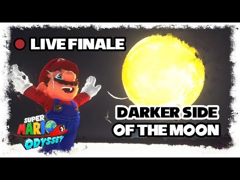 FINALE - Final 999th Moon - Darker Side of the Moon 100% Playthrough (Mario Odyssey)