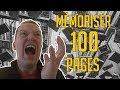 Comment mémoriser des centaines de pages : j'aide une abonnée