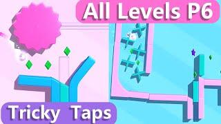 Tricky Taps Walkthrough 3 stars Part 6 level 101-120