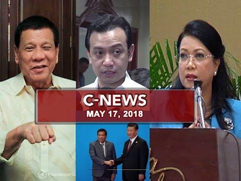 UNTV: C-News (May 17, 2018)