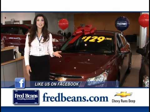 Nice Fred Beans Chevy Group   Year End Sale
