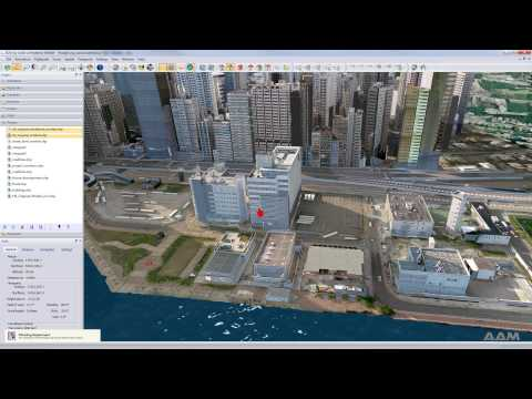 AAM - Hong Kong Practical 3D GIS with K2Vi
