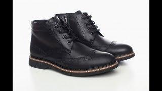 Обзор мужских ботинок Box&Co 16175