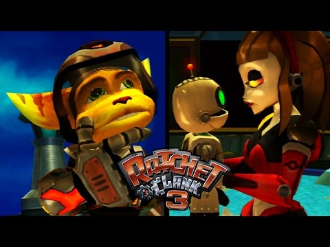 Ratchet and Clank 3: Up Your Arsenal - 07 - An Honor for You to Meet Me