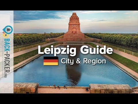 Germany's most underrated city: Leipzig - Things to do & Sights (Travel Guide)