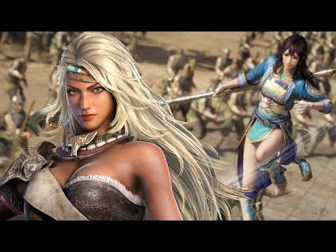 10 things that will make you love the Dynasty Warriors series
