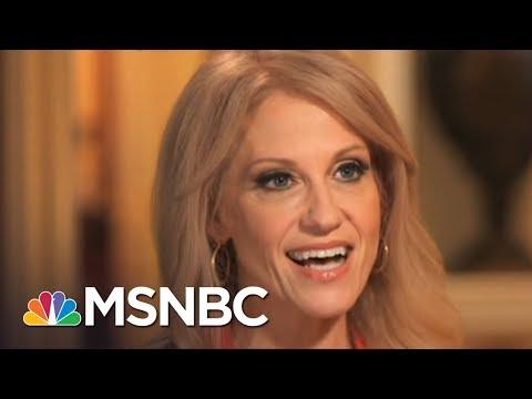 Kellyanne Conway's Husband Trolls President Donald Trump On Twitter   All In   MSNBC