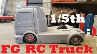 1/5th Scale  FG  Racing Truck