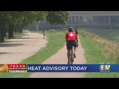 North Texans Should Take Steps To Stay Safe In The Extreme Heat