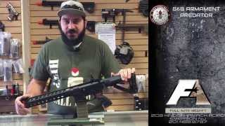 Full Auto Airsoft Emerson NJ G&G Armament Predator AEG Review