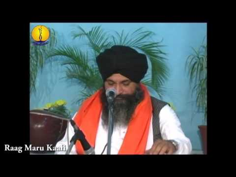 AGSS 2012 : Raag Maru Kaafi - Bhai Sarabjit Singh ji