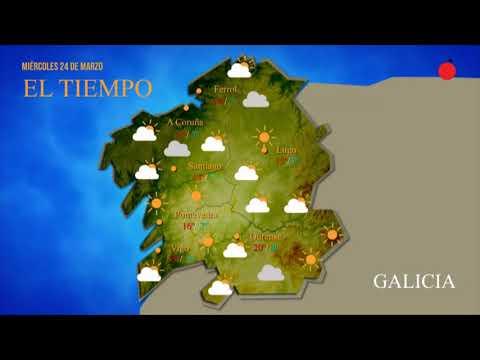 ¿Qué tiempo hará en la provincia de Ourense en la jornada del miércoles?