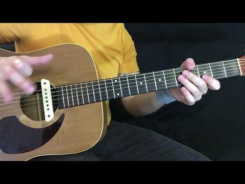 Natural - Imagine Dragons - Guitar Lesson Tutorial (Riff and Chords)