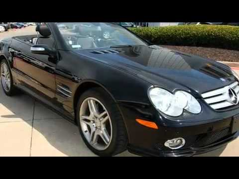 2007 Sl550 Horsepower >> 2007 Mercedes Benz Sl550 W Amg Sport Package Grapevine Tx Youtube