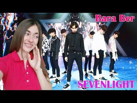SEVENLIGHT - Bara Ber REACTION/РЕАКЦИЯ/Q-POP/ЭСТЕТИКА