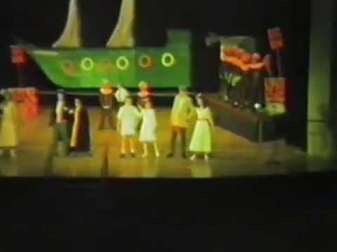 """Cathedral School Bathurst """"Charlie & The Chocolate Factory"""" 1988 Xmas Concert"""
