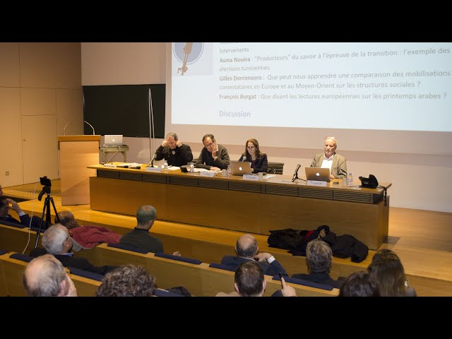 Colloque : Des démocraties en invention ? / Session 4 / CAREP Paris & Collège de France 2019