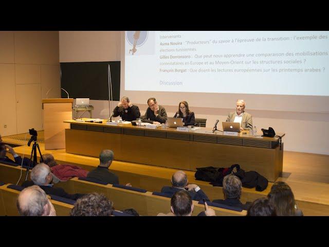 Colloque : Des démocraties en invention ? / Session 4 / CAREP Paris & Collège de France 2019