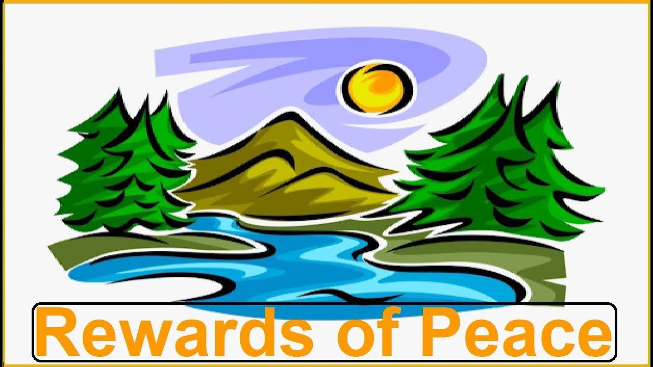 Rewards of Peace