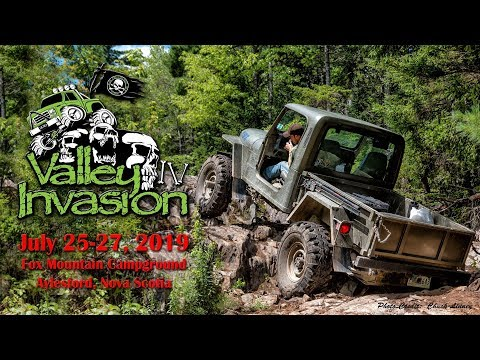 Pirate Off Road Nation's Valley Invasion III - Klip House Productions