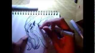 Drawing Evolve The Kraken
