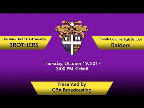CBA Brothers Soccer vs South Colonie