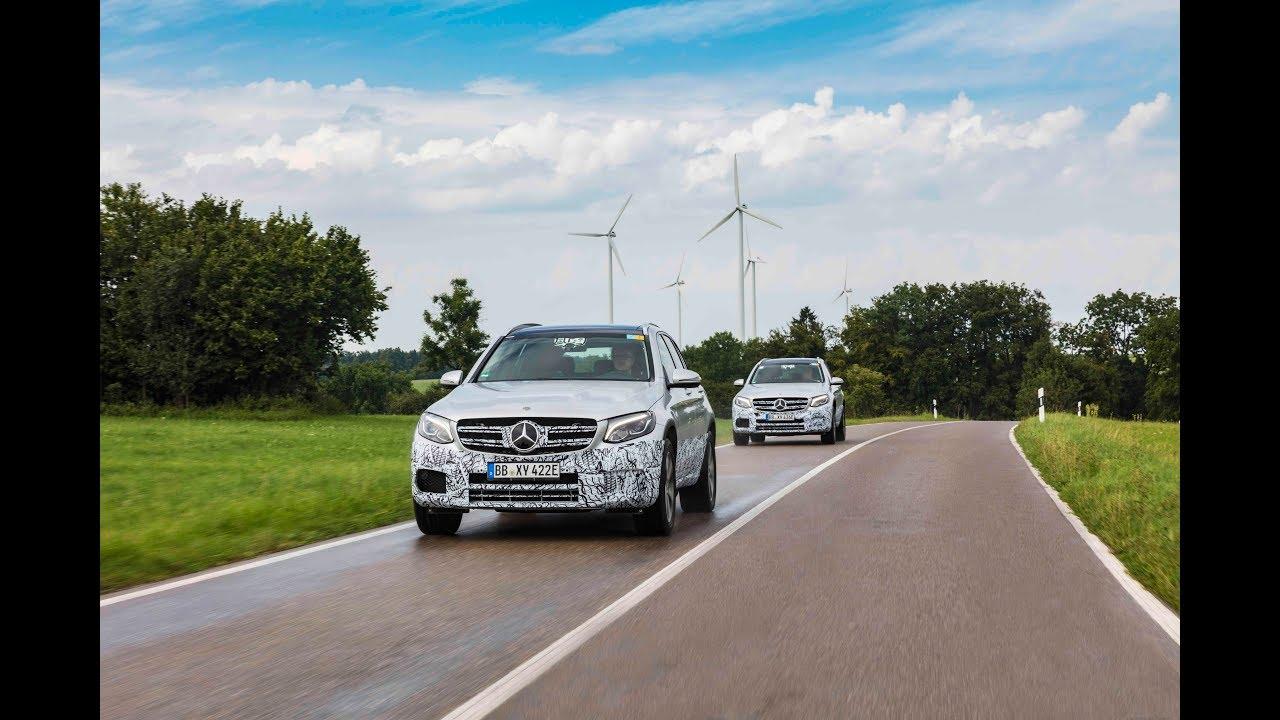SÅDAN fungerer en brintbil – Mercedes GLC F-Cell (2018)