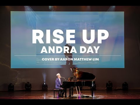 Andra Day - Rise Up  |  Cover by  Aaron Matthew Lim