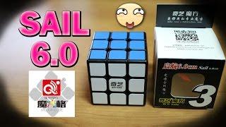 REVIEW QIYI SAIL 6 0CM - UN CUBO PARA LOS NOOB