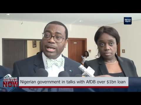Nigerian government in talks with AfDB over $1bn loan