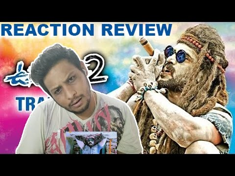 Uppi 2 - Upendra 2 Official Teaser Trailer I NorthIndian Reaction Review I Upendra,Kristina Akheeva