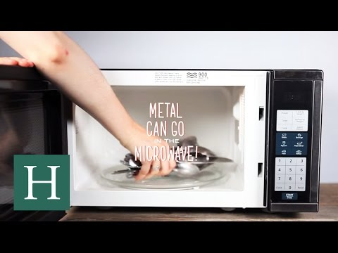 What's The Deal With Metal In The Microwave?