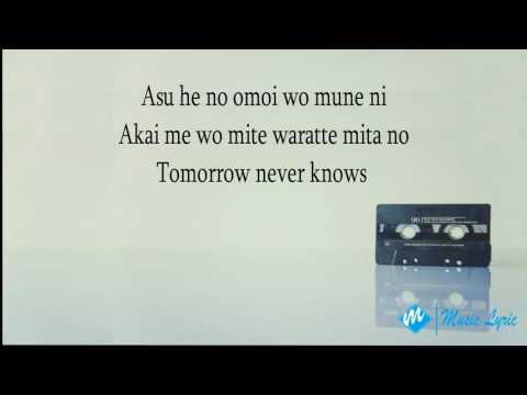 Yui It's Happy Line Lyrics