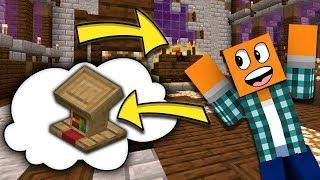 "Minecraft #370 -  ""Katedra, nowe bloki, snapshot 19w02a!"""