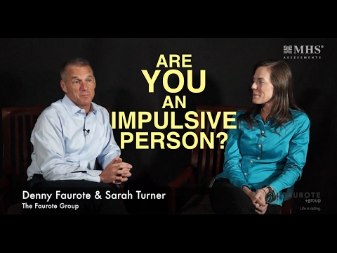 Are You An Impulsive Person?