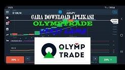 Cara download apk OLYMPTRADE versi lama