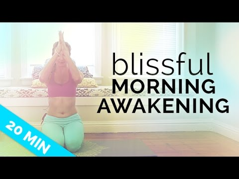 Morning Yoga Routine for Beginners: Blissful Awakening for More Energy…