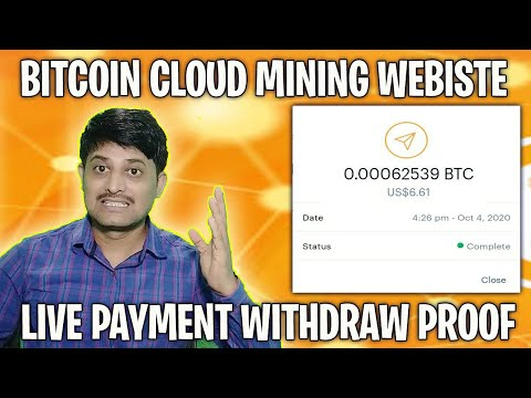 Live Withdraw Payment Proof | Legit Bitcoin Mining | Earn Bitcoin | Free Bitcoin |Earn Money Online
