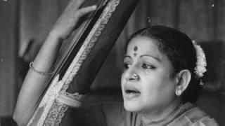 M S Subbulakshmi - Evari Bodhana (Varnam) - Abhogi - Patnam Subrahmanya Aiyar