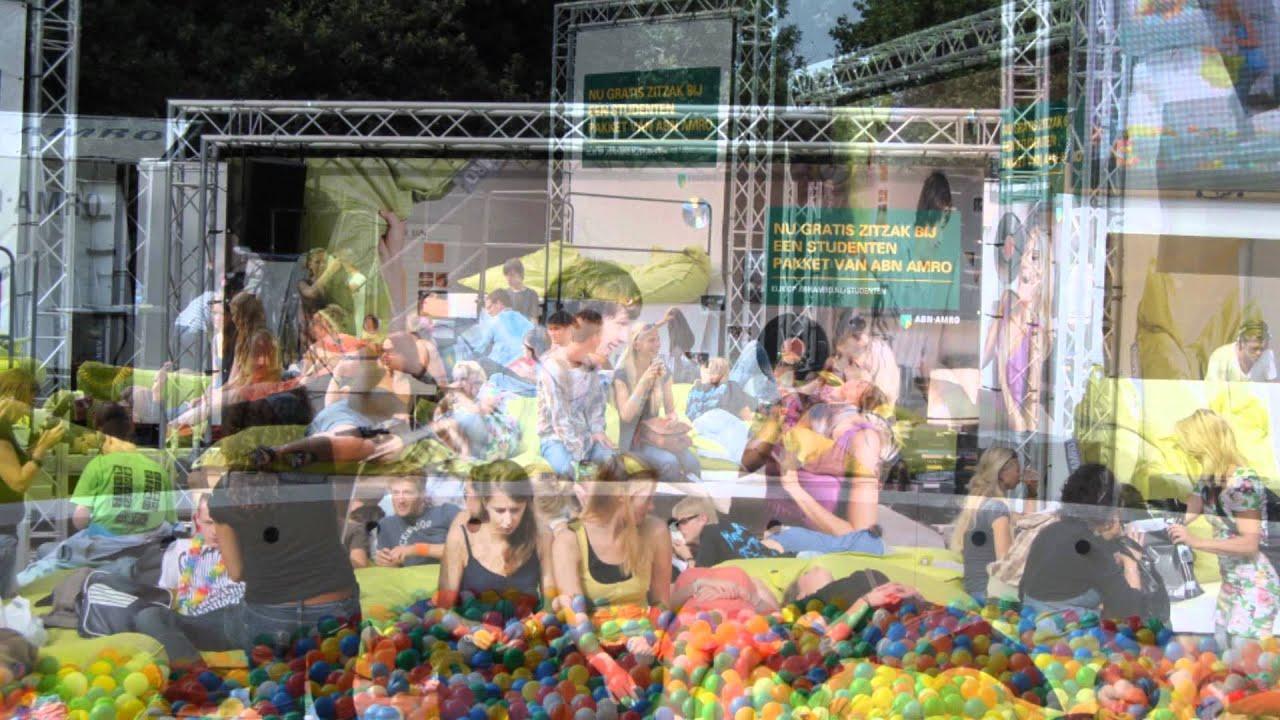 Abn Amro Zitzak.Promotie Plaza In Westerbork Evenementenverzorging