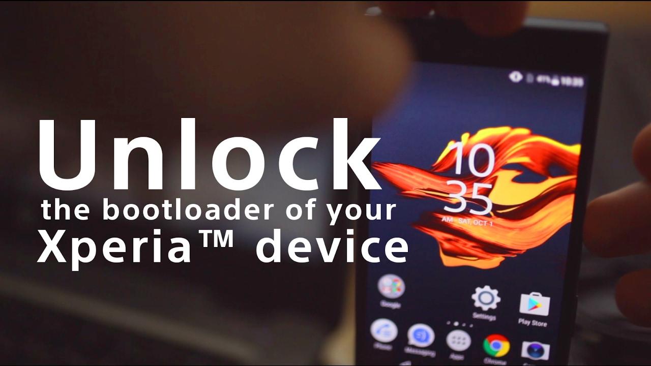 fd6b6a5b332 Cómo desbloquear el bootloader de móviles Xperia en dos sencillos pasos
