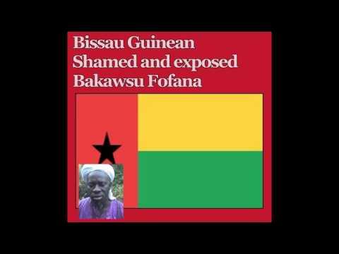 Ba-Kawsu Fofana Shamed and Exposed