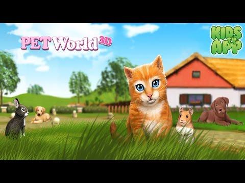 PetWorld 3D: My Animal Rescue (Tivola Publishing GmbH) - Best App For Kids