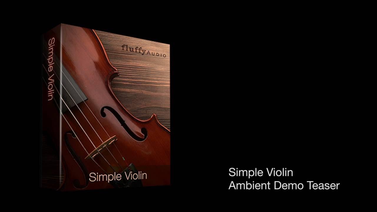 Simple Violin   FluffyAudio