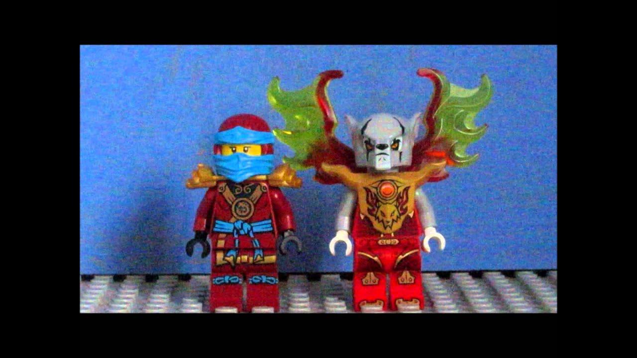 Lego Ninjago Theory : Will there be a Ninjago-Chima
