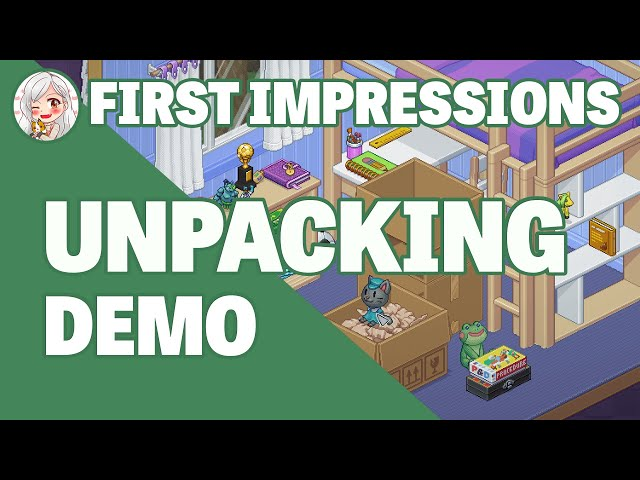 First Impressions || Unpacking Demo (Witch Beam)